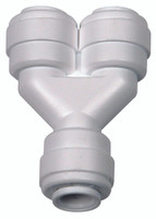 HydroLogic 1/4 QC 2-Way Splitter HL14095