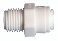 HydroLogic 1/4 QC x 1/4 MNPT - Straight HL14120