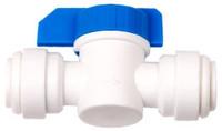 HydroLogic 3/8 QC x 3/8 QC inline shut off valve HL14265