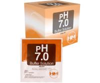 HM Digital Meters 20 ml pack of pH 7 Buffer solution 20/cs HMDPHP7