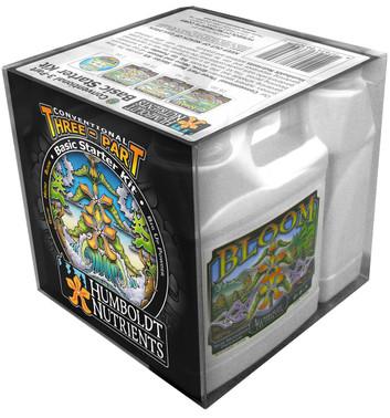 Humboldt Nutrients 3-Part Box Starter Kit HNBK3P400