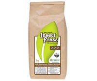 Organic Nutrients Insect Frass, 5 lbs IFRASS5
