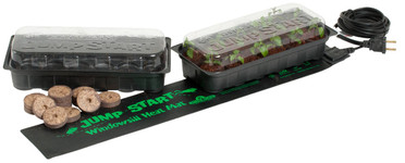 Jump Start JS Windowsill Heat Mat/Tray Kit JS6120