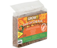 GROWT GROWT Coco Coir Chip Brick, pack of 3 JSCCB