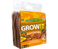GROWT GROWT Organic Coco Coir Mix, Block JSCCM25