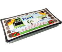 Jump Start Smart Float Grow Tray with Plugs JSEF55