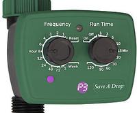P3 International Save A Drop Water Timer 6/cs LGQ1156