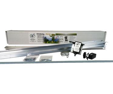 LightRail LR4 Kit w/ Add A Lamp Kit TW ED pre-installed/1 LR42KT