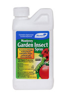 Monterey Lawn and Garden Products Monterey Garden Insect Spray, Pt MBR5007