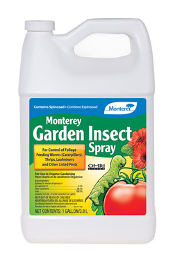 Monterey Lawn and Garden Products Monterey Garden Insect Spray, Gal MBR5009
