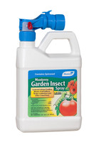 Monterey Lawn and Garden Products Monterey Garden Insect Spray, Qt RTS MBR5011