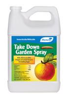 Monterey Lawn and Garden Products Take Down Garden Spray, Gal MBR5015