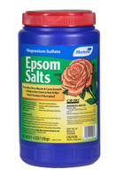 Monterey Lawn and Garden Products Epsom Salts, 4lb MBR5025
