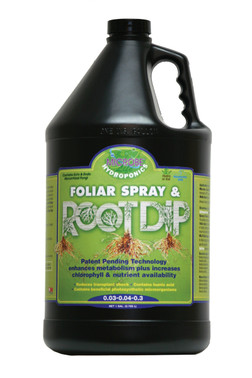 Microbe Life Hydroponics Foliar Spray and Root Dip Gal ML21350