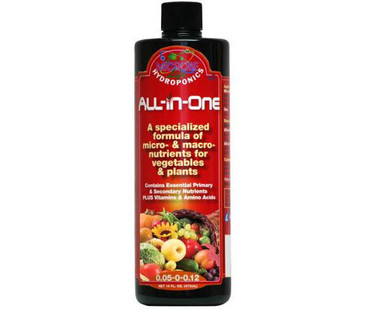 Microbe Life Hydroponics All in One 16oz ML21363
