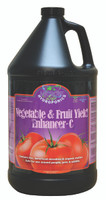 Microbe Life Hydroponics Vegetable and Fruit Gal Yield Enhancer-C CA ONLY ML21634