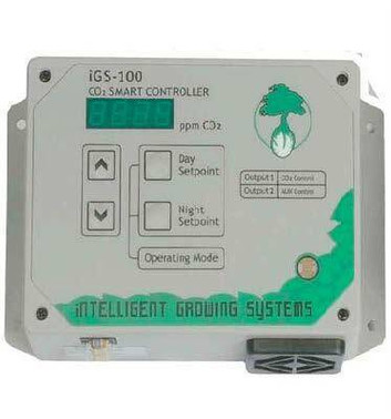 Intelligent Growing Systems Plug and Grow CO2 Auxiliary Smart Controller NBIGS100