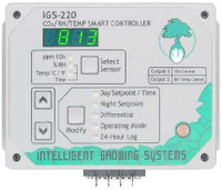 Intelligent Growing Systems Plug and Grow CO2/RH/Temperature Smart Controller NBIGS220