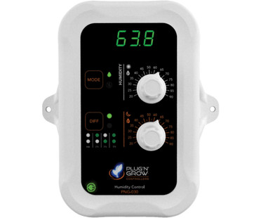 Intelligent Growing Systems Plug and Grow Day and night humidity controller with display NBPNG030