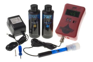 Nutradip Tri Meter Nutradip PH AC/DC Combo Meter ND1100024