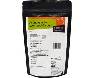 Mycorrhizal Applications Actinovate Lawn and Garden 18oz 12/cs CA Only NI40745