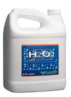 Nutrilife Products H2O2 Hydrogen Peroxide 29percent 4 L case of 4 NLHP4L