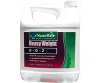 Nutrilife Products Heavy Weight 4L NLHW4L