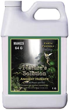 Natures Solution Organic Ancient Humate Gallon NTHUGAL