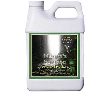 Natures Solution Organic Ancient Humate Qt NTHUQT
