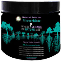 Natures Solution Natures Solution Organic Mycorrhizae 4 oz NTM1004