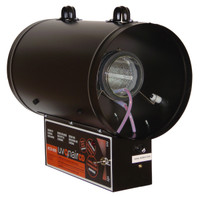 Ozone Environmental / Uvonair 8 CD-In-Line Duct Ozonator Corona Discharge OECD800