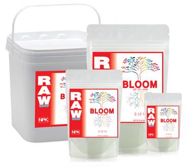 NPK Industries RAW BLOOM 2 oz 12/cs OG4610