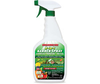 Organic Laboratories Organocide 3-in-1 Garden Spray RTU 24 oz OLMFRTU