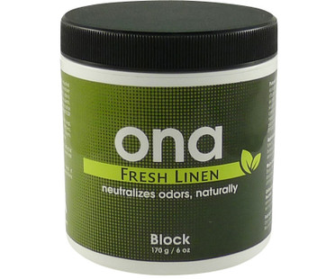 Ona Products Ona Block Fresh Linen 6 oz ON10051