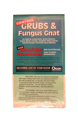 Orcon Beneficial Nematodes Mail-Back, pack of 5 ORBN