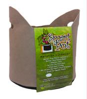 Smart Pot 5 Gal Smart Pot TAN w/Handles RCT5H