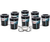 Active Aqua Root Spa 5 Gal 8 Bucket System RS5GAL8SYS