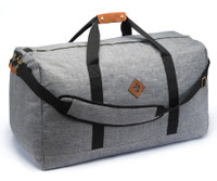 Revelry Supply Continental - Crosshatch Grey, LG Duffle RV10020