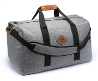 Revelry Supply Around-Towner - Crosshatch Grey, MD Duffle RV20020