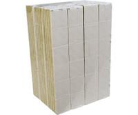 Pargro Pargro Quick Drain 4x4 case of 72 blocks 12 wrapped strips RW103702W