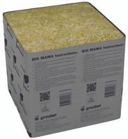 Grodan Big Mama 8x8x8, case of 18 RW108001