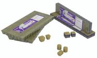 Grodan AO 25/40 10/10 Cubes, 1x1, 30 sheets of 200 RWAO2540