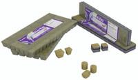 Grodan AO 50/40 6/15 Cube, 2x2, 30 sheets of 50 RWAO5040