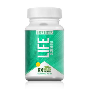 Rx Green Solutions Life Cloning Gel 4oz RXLF3004