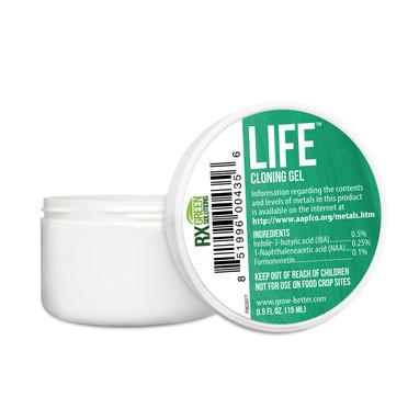 Rx Green Solutions Life Cloning Gel .5oz RXLF3005