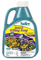 Safer Insect Killing Soap 16oz Conc SF5118