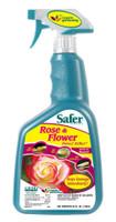 Safer Rose and Flower Insect Killer 32oz RTU SF5130