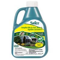 Safer Safer Caterpillar Killer 16oz Concentrate SF5163