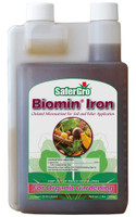Safer Gro Biomin Iron, 1 pt SG0303PT