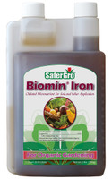 Safer Gro Biomin Iron, 1 qt SG0303QT